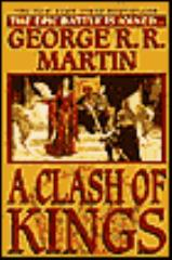 Song of Ice and Fire, A #2 - A Clash of Kings (1999 Edition)