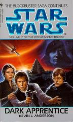Jedi Academy Trilogy #2 - Dark Apprentice
