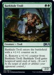 Barkhide Troll (U) (Foil)