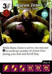 Baron Zemo - Helmut J. Zemo