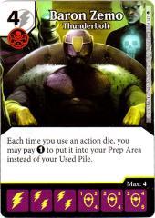Baron Zemo - Thunderbolt