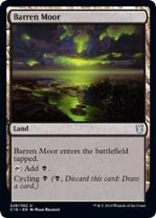 Barren Moor (U)