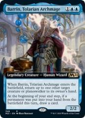 Barrin, Tolarian Archmage (Extended Art) (R)