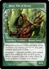 Baru, Fist of Krosa (R)