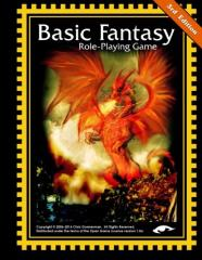 Basic Fantasy Role-Playing Game (3rd Edition)