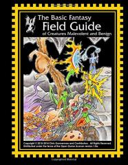 Field Guide of Creatures Malevolent and Benign