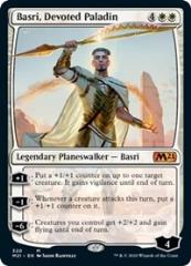 Basri, Devoted Paladin (MR) (Foil)
