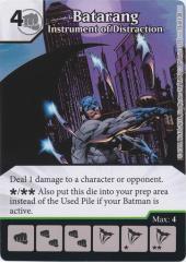 Batarang - Instrument of Distraction