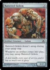 Battered Golem (C) (Foil)