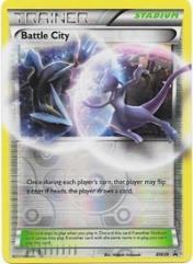Battle City (HR) #BW39 (Holo)
