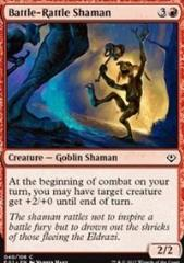 Battle-Rattle Shaman (C)
