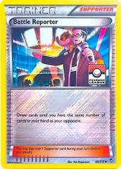 Battle Reporter (League Promo) (P) #88 (Reverse Holo)