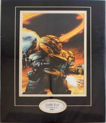 BattleTech (Matted Print)