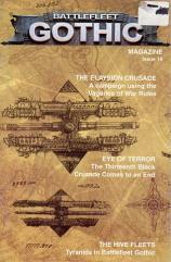 "#18 ""The Elaysion Crusade, Eye of Terror, The Hive Fleets"""