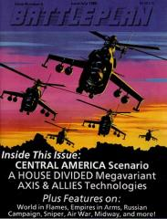 "#6 ""Central America Scenario, A House Divided Variant, Axis & Allies Technologies"""
