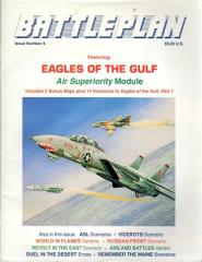 "#9 ""Air Superiority - Eagles of the Gulf w/Bonus Maps, Russian Front, Airland Battles"""