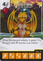 Baby Dragon - Cute but Dangerous