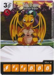 Baby Dragon - Juvenile Reptile