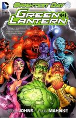 Brightest Day - Green Lantern