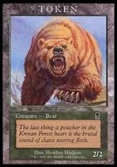 Bear Token (Odyssey) (P)