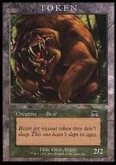 Bear Token (Onslaught) (P)