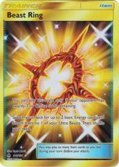 Beast Ring (Secret) (Secret R) #141 (Holo)