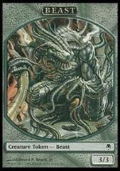 Beast Token (Darksteel) (P)