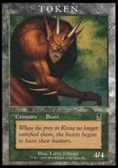 Beast Token (Odyssey) (P)