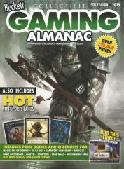 2015 Beckett Collectible Gaming Almanac