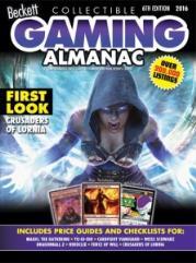 2016 Beckett Collectible Gaming Almanac