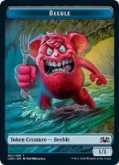 Beeble // Squirrel Double-sided Token (T)