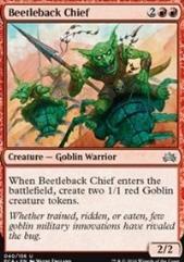 Beetleback Chief (U)