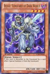 Beiige, Vanguard of Dark World (Ultra Rare)