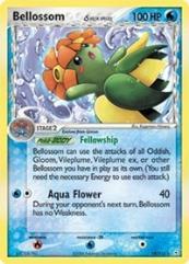 Bellossom (Delta Species) (R) #19 (Reverse Holo)