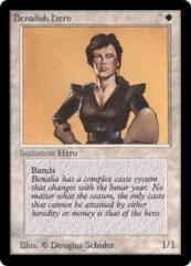 Benalish Hero (German) (C)