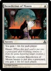 Benediction of Moons (C) (Foil)