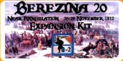 Borodino 20 - Berezina 20 Expansion Kit
