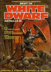 Best of White Dwarf Articles, The #3