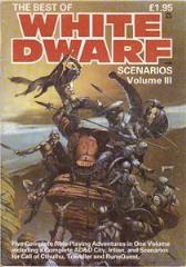Best of White Dwarf Scenarios, The #3