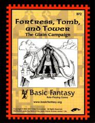 Fortress, Tomb, and Tower - The Glain Campaign