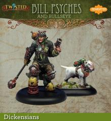 Bill Psyches & Bulleseye (Metal Gamers Edition)