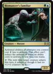 Biomancer's Familiar (R) (Foil)