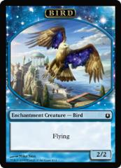 Bird - Token (Blue) (T)