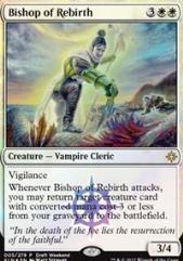 Bishop of Rebirth (P) (Foil)