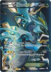 Black Kyurem EX (145 Full Art) (Ultra R) #145 (Holo)