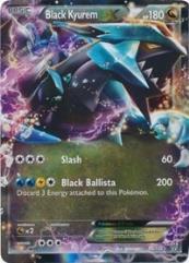 Black Kyurem EX (Ultra R) #95 (Holo)