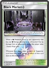 Black Market Prism Star (Prism R) #134 (Holo)