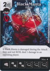 Black Manta - David