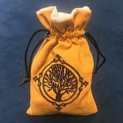 Black Oak Workshop Logo Dice bag