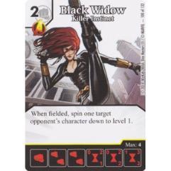 Black Widow - Killer Instinct